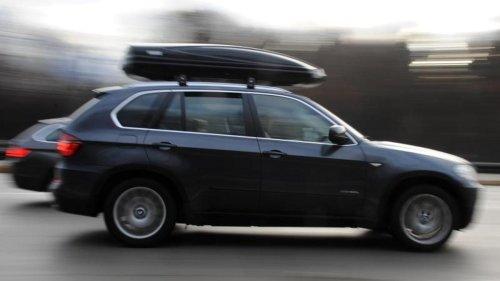 Empfindliche Aerodynamik: Wie schnell darf ich eigentlich mit Dachbox fahren?
