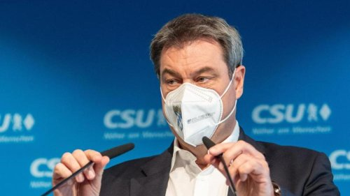 Umfrage: CSU käme außerhalb Bayerns auf mindestens 9 Prozent
