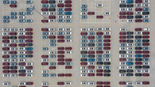 Studie: Globale Autoindustrie schon über dem Vorkrisenniveau