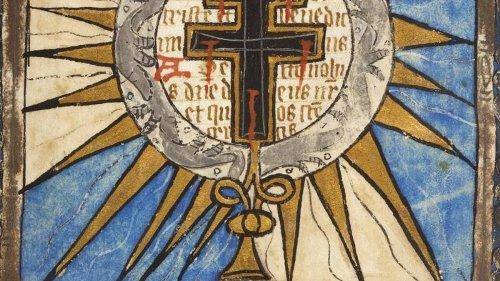 England: Christliche Gebetsrolle seit mehr als 500 Jahren erhalten