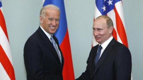 Diplomatie: Russland legt sich noch nicht fest auf Gipfel mit Biden