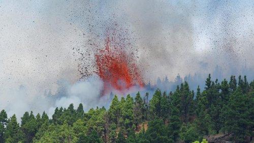 La Palma: Vulkanausbruch nach Erdbeben auf Kanareninsel