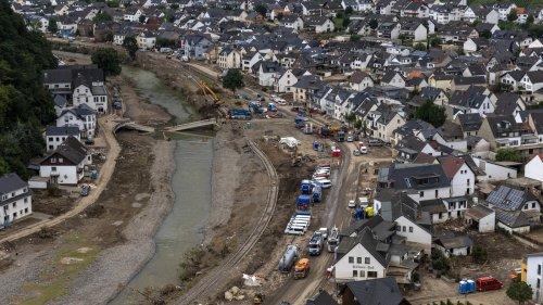 Rheinland-Pfalz: Polizei räumt von Querdenkern genutzte Schule im Hochwassergebiet