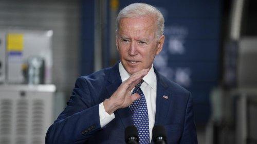 Joe Biden: Ein alter weißer Mann macht Tempo in Amerika