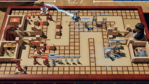 """""""Sons of Ra"""" bringt Tower-Defense mit Echtzeit-Charakter"""