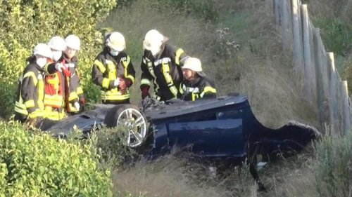 Unfälle: Autofahrer stirbt bei Unfall auf der A 31