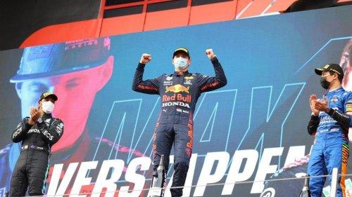 Vettel-Debakel bei Verstappens Imola-Siegfahrt