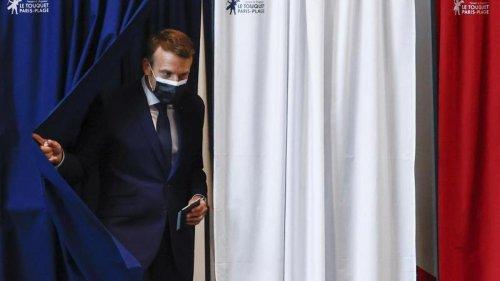 Rückschlag für Frankreichs Rechtsextreme - Abfuhr für Macron