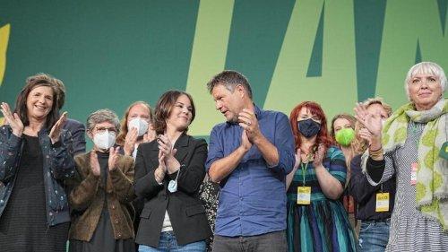 Regierungsbildung: Grüne entscheiden über Aufnahme von Koalitionsverhandlungen
