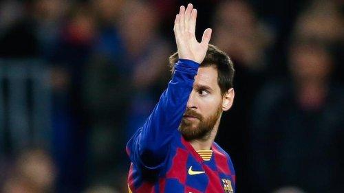 Fußball-Superstar: Messi auf Jobsuche: Kontakt mit PSG-Trainer