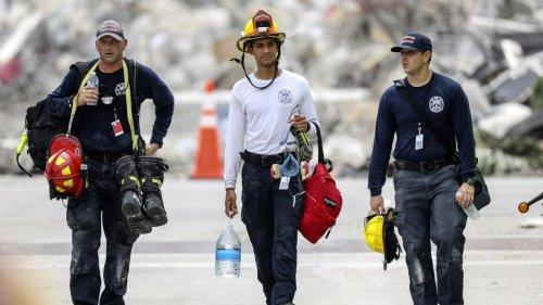 Miami: Rettungsaktion nach Einsturz von Hochhaus beendet