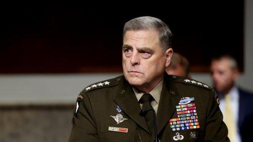 US-General Mark Milley : Der Mann zwischen Donald Trump und dem Atomknopf