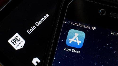 """Apple vs. Epic: """"Fortnite"""" kommt vorerst wohl nicht wieder in den App Store"""