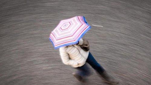 Sonne, Wolken und Regen: Das Wetter in Bayern