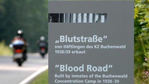 Sportereignisse: KZ-Gedenkstätte Buchenwald gegen Radrennen-Streckenführung
