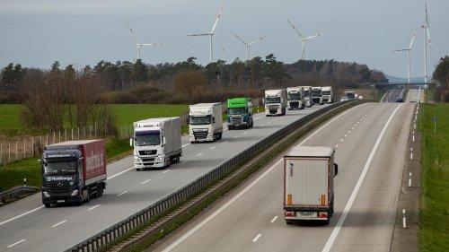 Stundenlohn: LKW-Fahrer verdienen in Deutschland unterdurchschnittlich