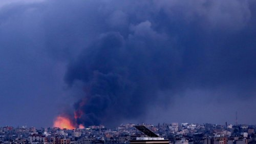 Gazastreifen: Israel reagiert mit Luftangriffen auf Brandballons
