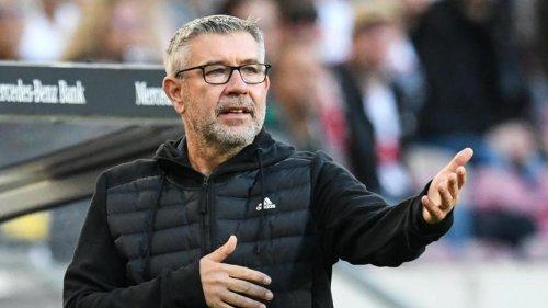 """Fußball: Keine Sparflamme: Fischer warnt vor """"Pokalschreck"""" Mannheim"""