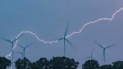 Wetter: Einzelne Gewitter mit Starkregen erwartet