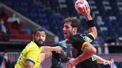 Olympia: Medaillentraum lebt: DHB-Team im Viertelfinale gegen Ägypten