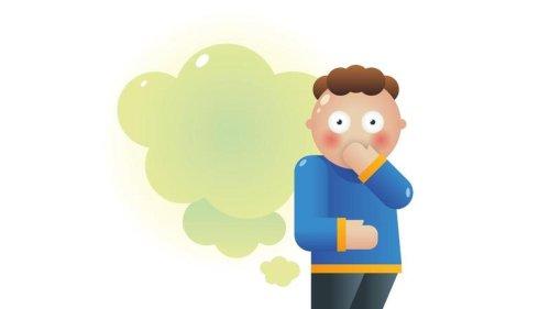 Lästige Gase: Wie Sie Blähungen in den Griff bekommen