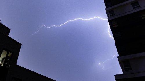 Wetter: Gewitter und Starkregen am Wochenende in NRW