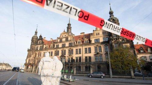 Juwelendiebstahl von Dresden: Keine Spur von Täter und Beute
