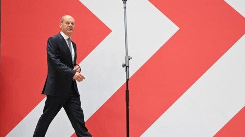 Bundestag: SPD-Fraktion tagt: Schnelle Regierungsbildung