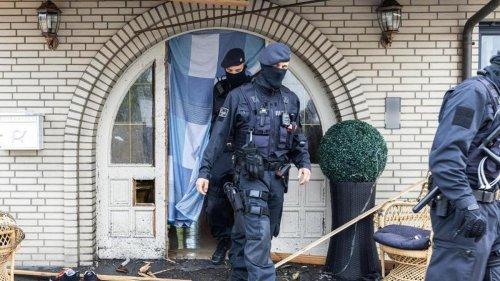 Razzien gegen Clans: 600 Polizisten in NRW im Einsatz