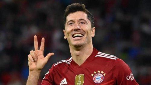 "Fußball: Lewandowski erhält ""Goldenen Schuh"": Bester Torjäger Europas"