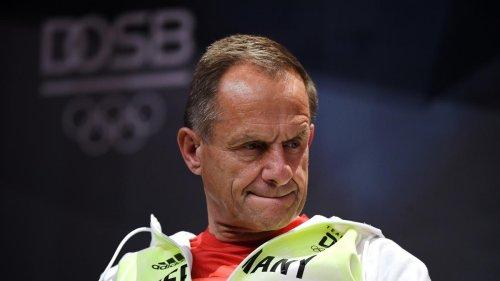 DOSB-Präsident Alfons Hörmann gibt Amt im Dezember auf