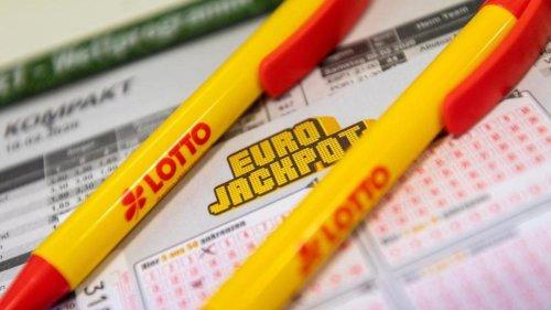 Lotto: Eurojackpot in Höhe von 33 Millionen geknackt