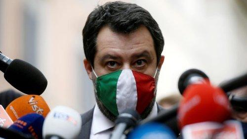 Matteo Salvini: Ex-Innenminister wegen Blockade von Rettungsschiff vor Gericht