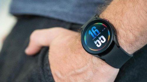 Elegant und etwas kompliziert: Samsung Galaxy Watch 4 im Test