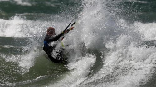 Windsurfen: Kitesurf-Elite beim Weltcup auf Sylt am Start
