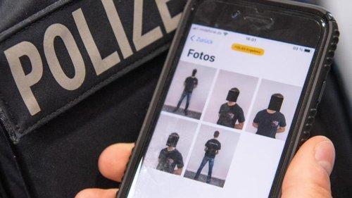 Polizei: Smartphones für Polizei: Datensicherheit großes Thema