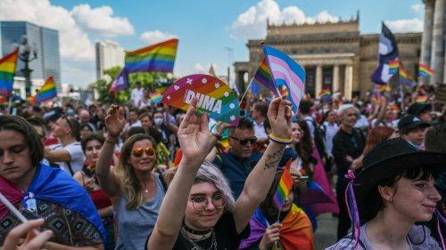 """Polen: Polnische Region hebt Status als """"LGBT-freie Zone"""" auf"""