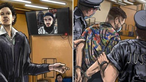 IS-Prozess in Frankfurt am Main: Das schwerste Verbrechen der Welt