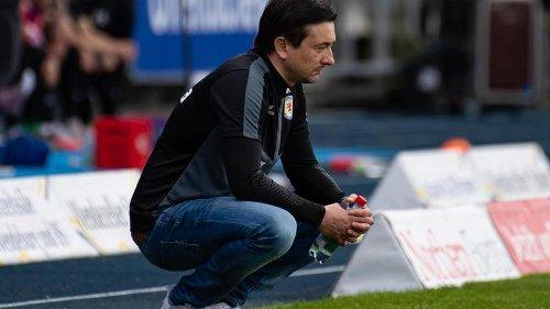 Medien: Braunschweig-Trainer Daniel Meyer vor dem Aus