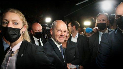 Olaf Scholz: Ich – einfach unerbittlich