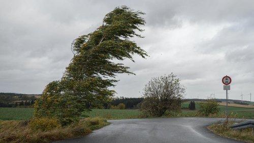 Deutscher Wetterdienst: Herbststürme wüten in Deutschland