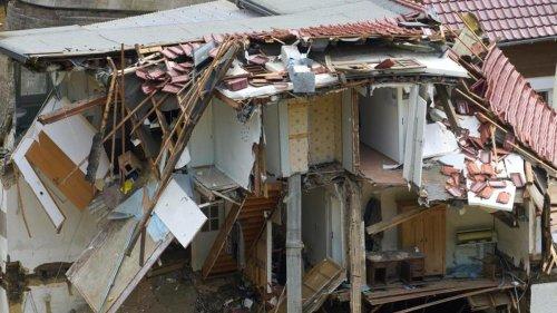 Hochwasser-Katastrophe: Scholz kündigt mehrere Hundert Millionen Euro Soforthilfe an