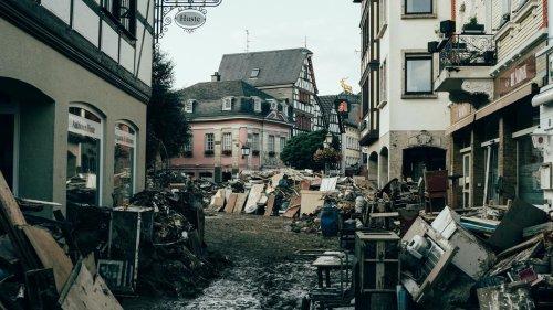 Versicherungen in der Flutkatastrophe : Sind Sie sicher?