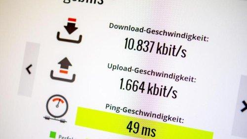 Verbraucherrechte: So gibt's bei langsamem Internet Geld zurück