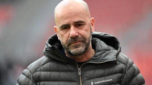 """Fußball: Bayer ist sich ein Rätsel: """"Jedes Spiel sieht gleich aus"""""""