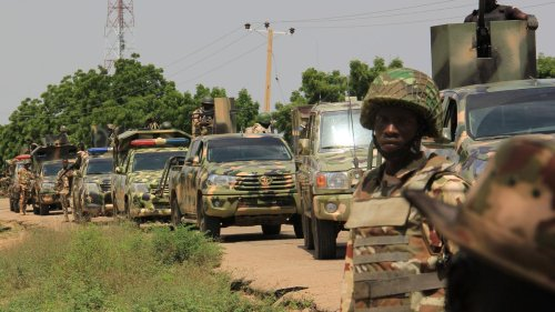 Nigeria: Armee meldet Tötung von Bandenmitgliedern