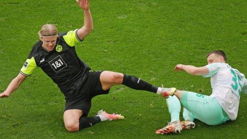 Dortmund schlägt Bremen und hofft auf Champions-League-Start