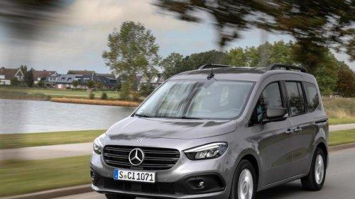 Der neue Citan: Günstigster Pkw im Mercedes-Programm