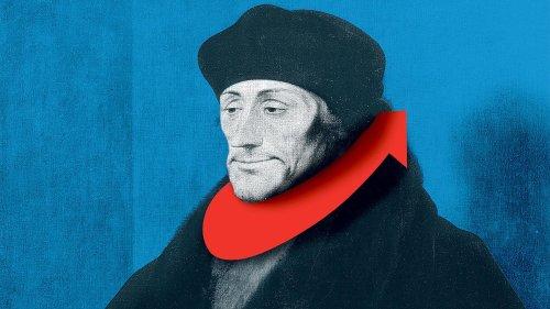Erasmus-Stiftung: Womit hat er das verdient?