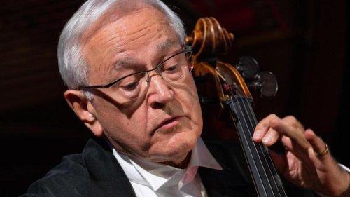 Festspiele: Star-Cellist bei Musikfestival: jedes Konzert ein Highlight